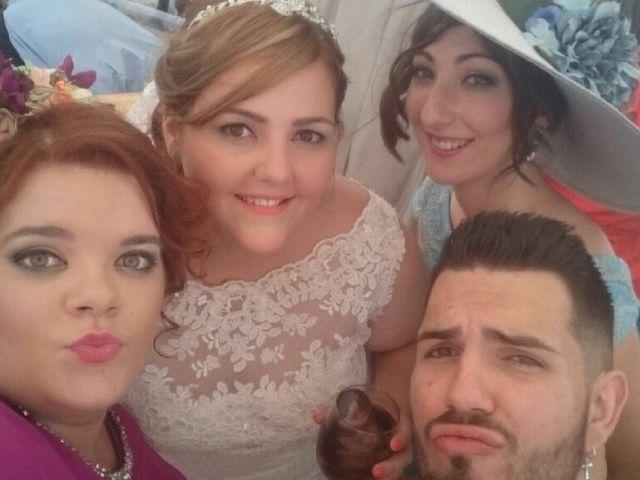 La boda de Surya y Rocio en Ecija, Sevilla 2