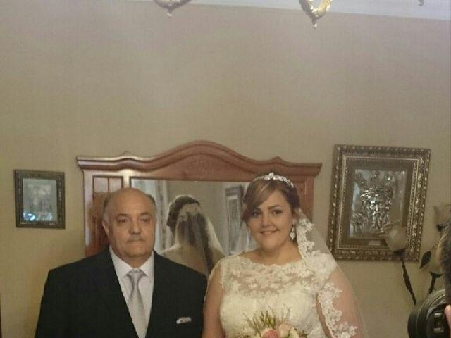 La boda de Surya y Rocio en Ecija, Sevilla 4