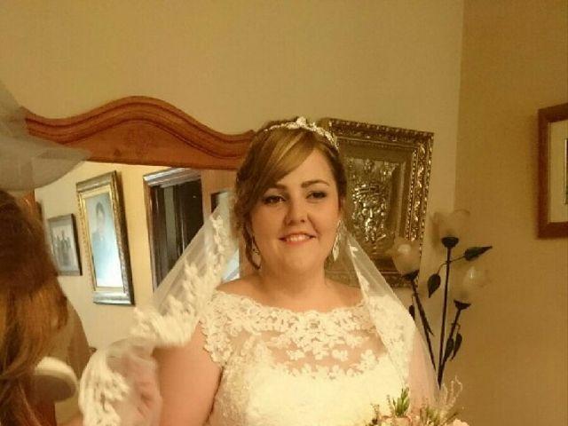 La boda de Surya y Rocio en Ecija, Sevilla 5