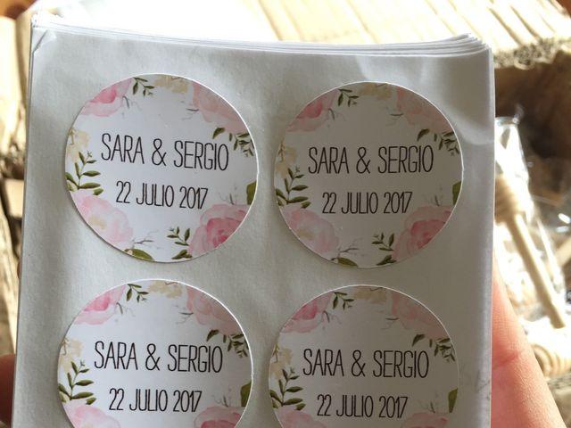 La boda de Sergio y Sara en Quintanar De La Sierra, Burgos 17