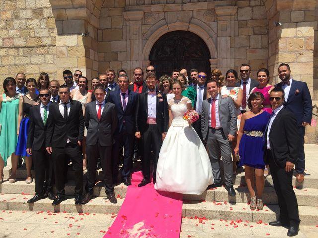 La boda de Sergio y Sara en Quintanar De La Sierra, Burgos 43