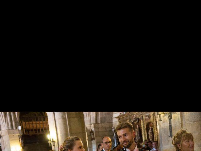 La boda de Sergio y Sara en Quintanar De La Sierra, Burgos 51