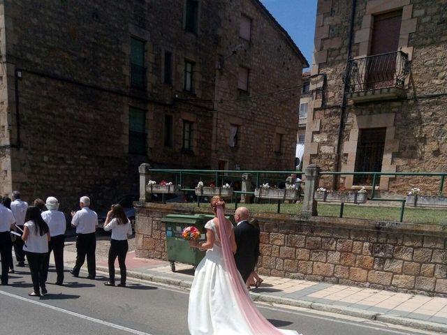 La boda de Sergio y Sara en Quintanar De La Sierra, Burgos 53
