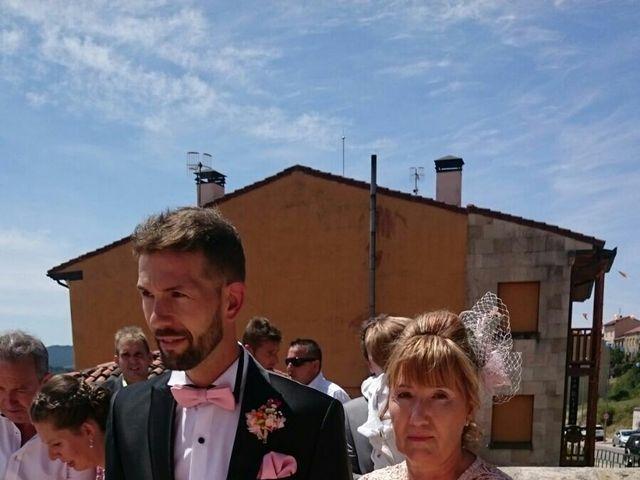 La boda de Sergio y Sara en Quintanar De La Sierra, Burgos 78