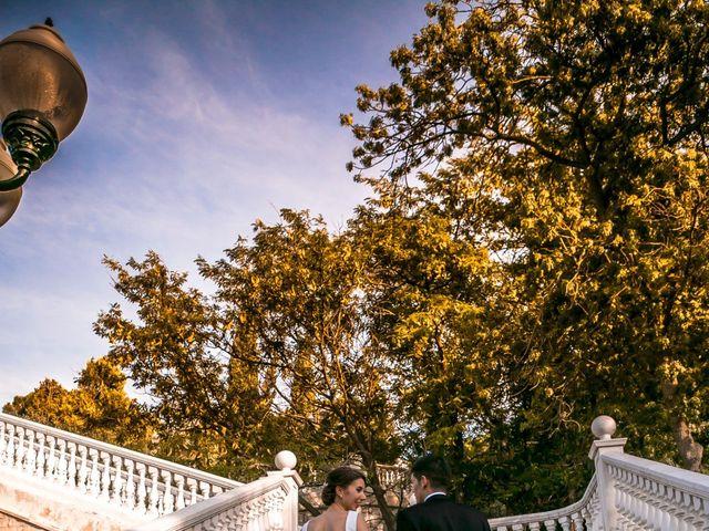 La boda de Jorge y Jeanette en Zaragoza, Zaragoza 21