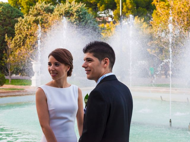 La boda de Jorge y Jeanette en Zaragoza, Zaragoza 25