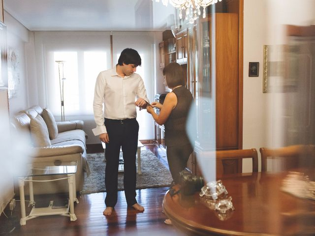 La boda de Edu y Xandra en Galdakao, Vizcaya 1