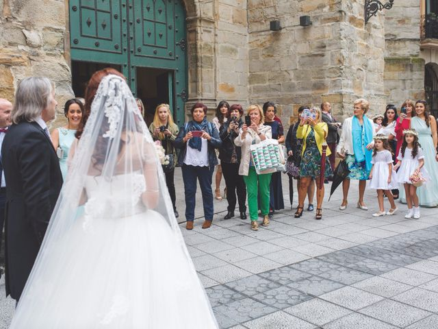 La boda de Edu y Xandra en Galdakao, Vizcaya 9
