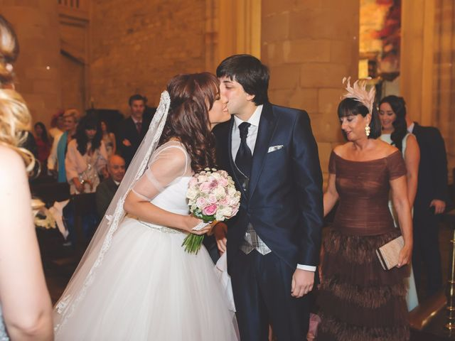 La boda de Edu y Xandra en Galdakao, Vizcaya 11