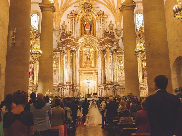 La boda de Edu y Xandra en Galdakao, Vizcaya 12