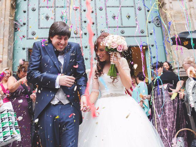 La boda de Edu y Xandra en Galdakao, Vizcaya 14