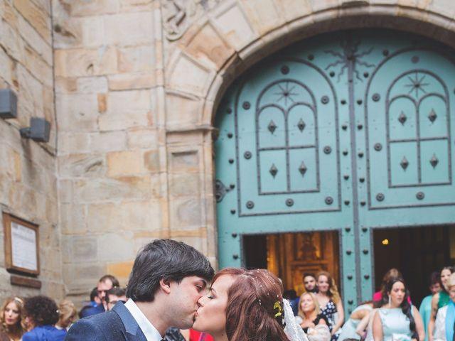 La boda de Edu y Xandra en Galdakao, Vizcaya 15