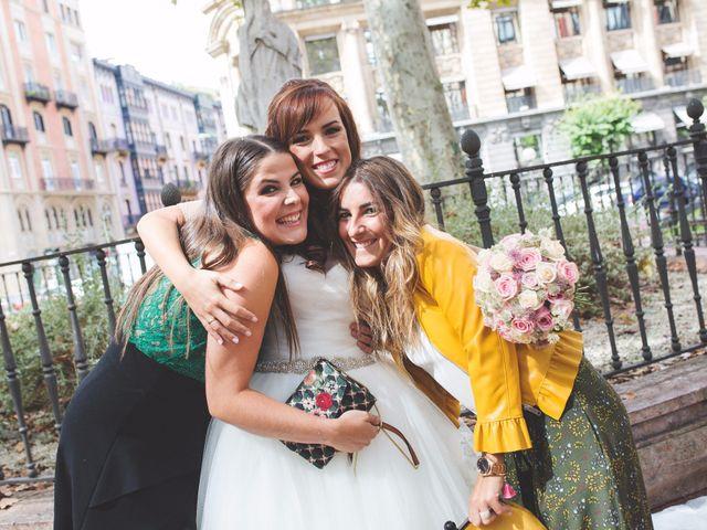 La boda de Edu y Xandra en Galdakao, Vizcaya 17
