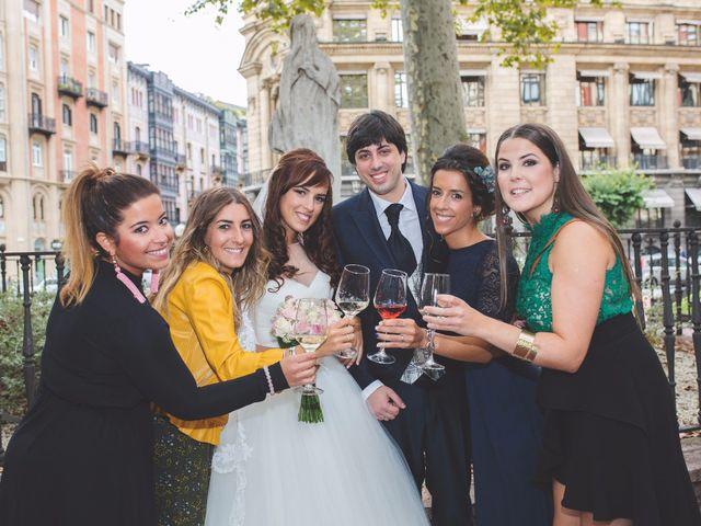 La boda de Edu y Xandra en Galdakao, Vizcaya 19