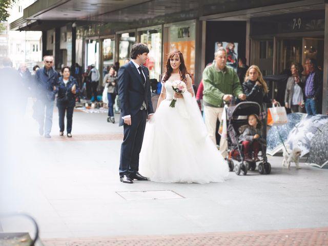 La boda de Edu y Xandra en Galdakao, Vizcaya 23
