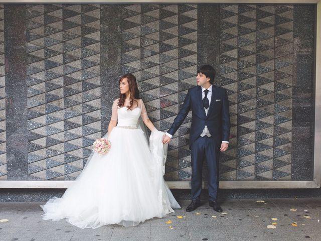 La boda de Edu y Xandra en Galdakao, Vizcaya 25