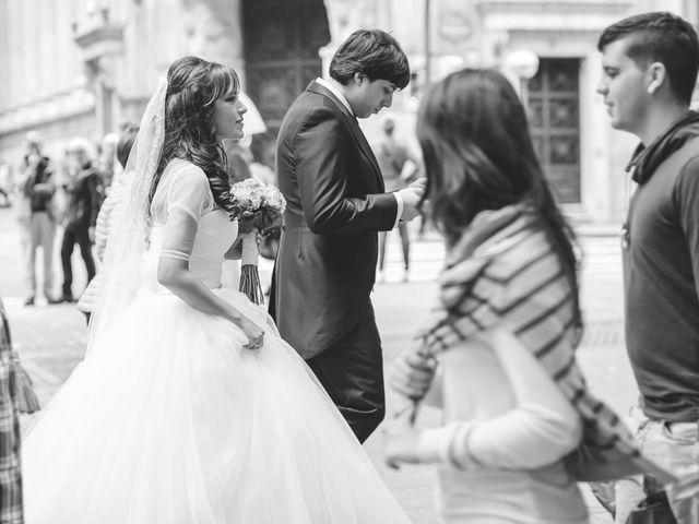 La boda de Edu y Xandra en Galdakao, Vizcaya 27