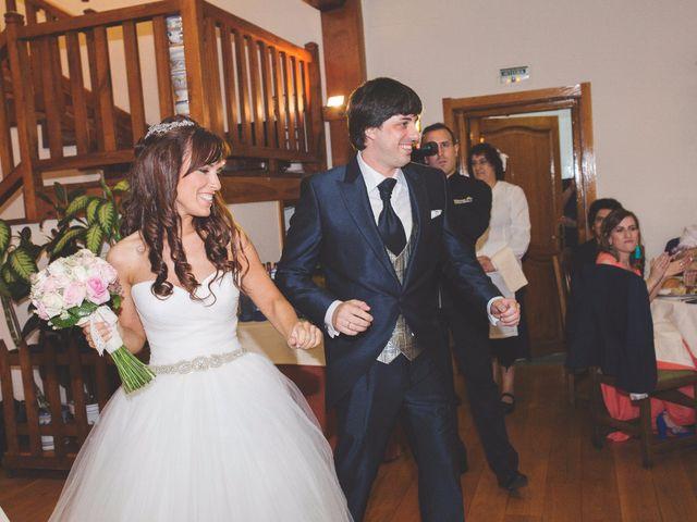 La boda de Edu y Xandra en Galdakao, Vizcaya 32