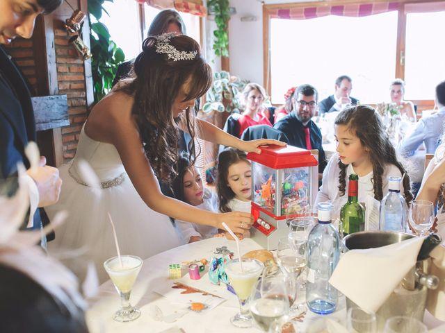 La boda de Edu y Xandra en Galdakao, Vizcaya 33