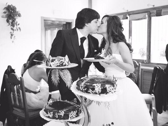 La boda de Edu y Xandra en Galdakao, Vizcaya 34