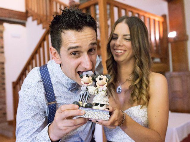 La boda de Edu y Xandra en Galdakao, Vizcaya 35