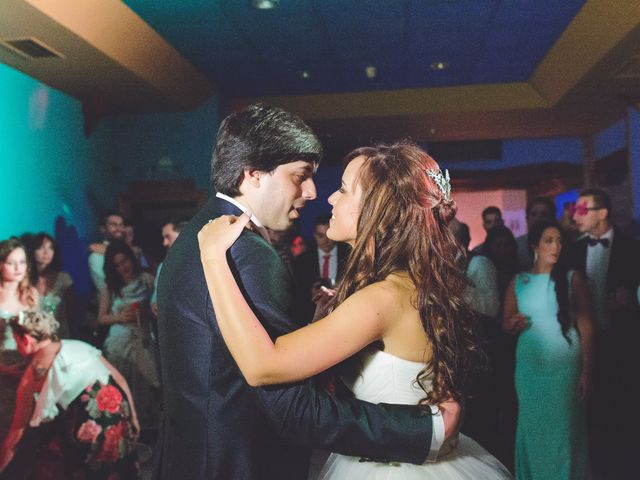 La boda de Edu y Xandra en Galdakao, Vizcaya 38
