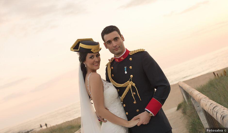 La boda de Antonio y Ester en Campano, Cádiz