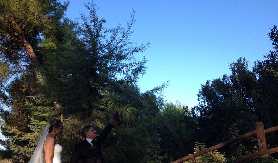 La boda de Pablo y Cristina en Chinchon, Madrid