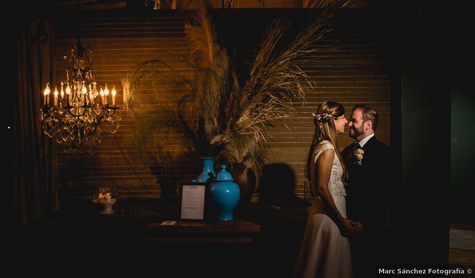 La boda de Xavi y Patricia en Alella, Barcelona