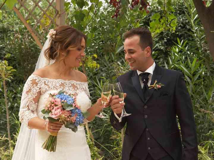 La boda de Mariluz y Alberto