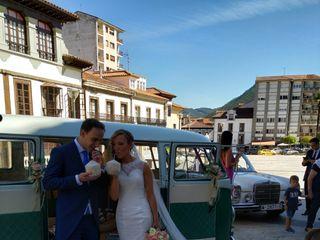 La boda de Estefanía Alonso y Mario Alonso 1