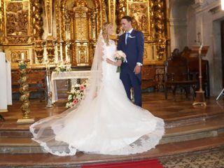 La boda de Estefanía Alonso y Mario Alonso