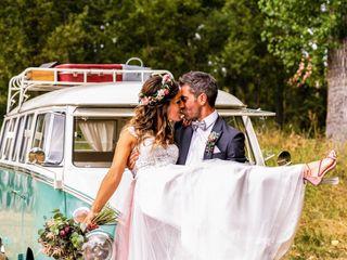 La boda de Cris y Sergio 1