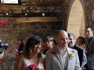 La boda de Sarahy y Bryn  1
