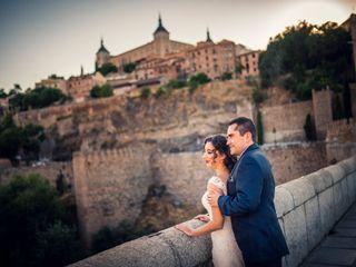 La boda de Nuria y Diego 1