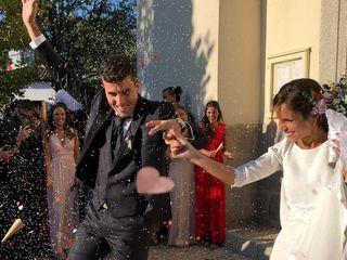 La boda de Eduard y Marta