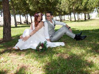 La boda de Saioa y David