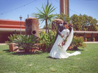 La boda de Manuel y Martiza