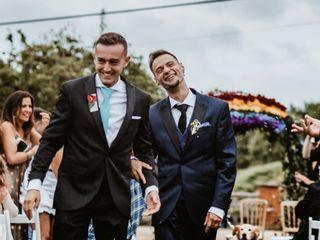La boda de Álvaro y Borja 1