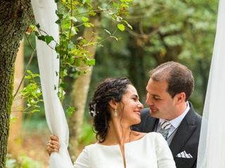 La boda de Virgina y Rúben