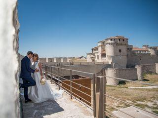 La boda de Coral y David