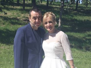 La boda de Azahara  y Vicente  1