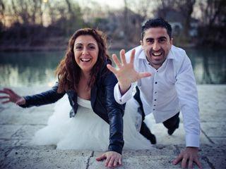 La boda de Rosa y Sergio 1