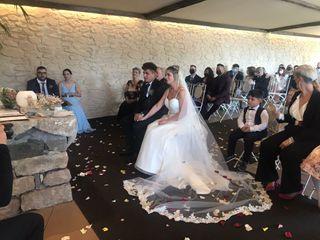 La boda de Anáis  y Joel