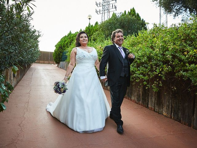 La boda de Ana y Felix
