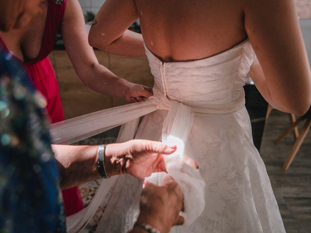 La boda de Davide y Victoria en La/villajoyosa Vila Joiosa, Alicante 11