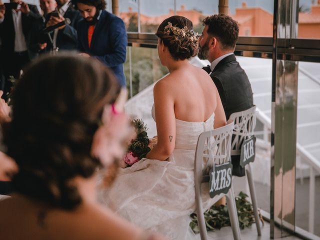 La boda de Davide y Victoria en La/villajoyosa Vila Joiosa, Alicante 16