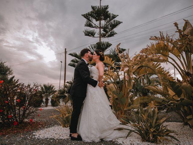 La boda de Davide y Victoria en La/villajoyosa Vila Joiosa, Alicante 19