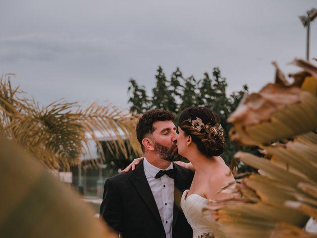 La boda de Davide y Victoria en La/villajoyosa Vila Joiosa, Alicante 20