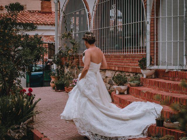 La boda de Davide y Victoria en La/villajoyosa Vila Joiosa, Alicante 26